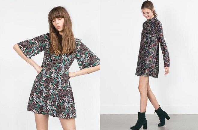 moda de los años 60 estampados