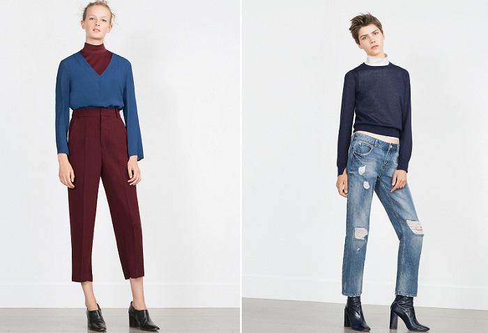 moda ochentera pantalones