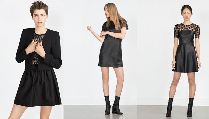 moda ochentera total black
