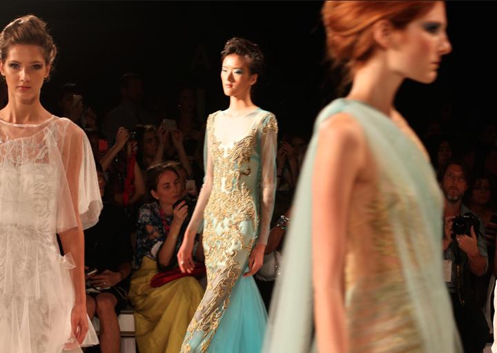 shenzhen desfiles de moda