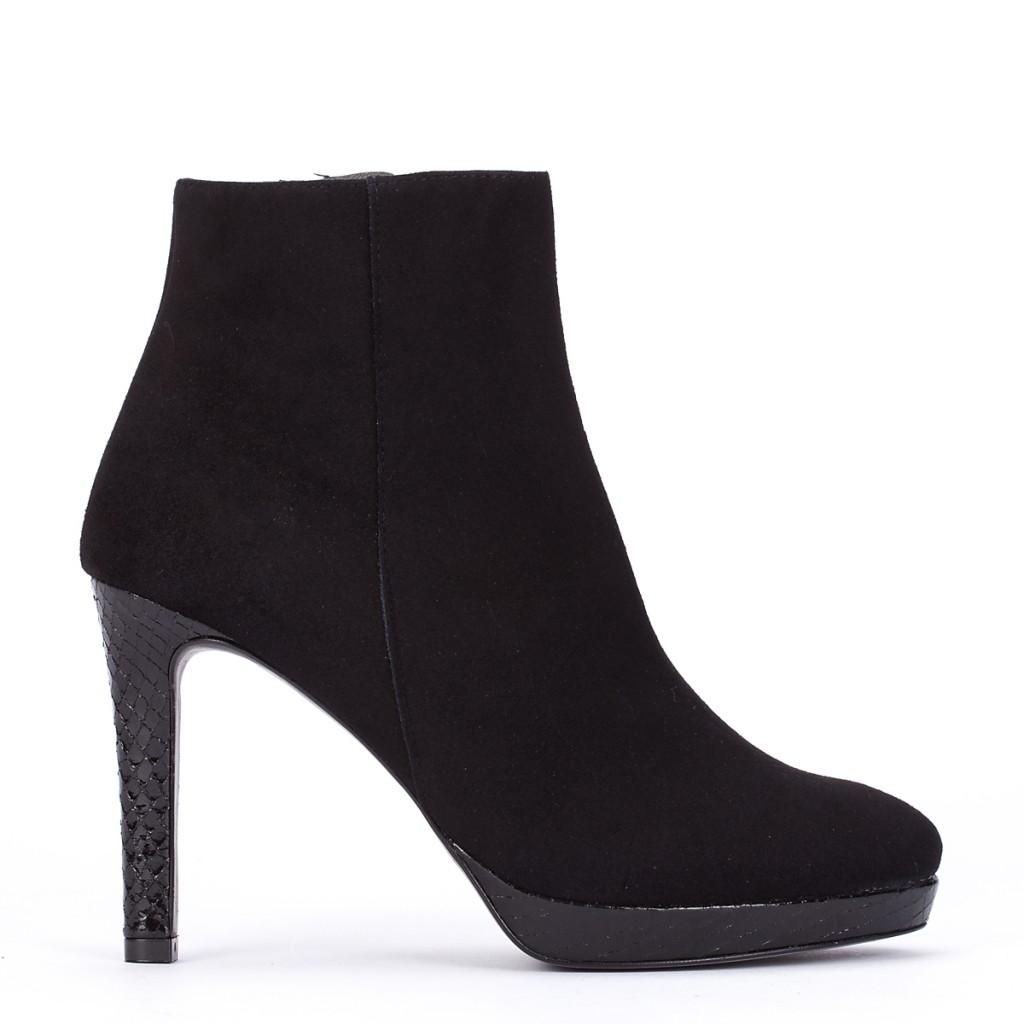 zapatos pedro miralles botin negro