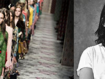 Alessandro Michele enaltece a Gucci en la semana de la moda de Milán