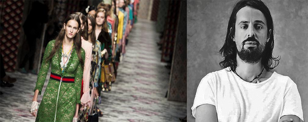 Gucci y Alessandro Michele