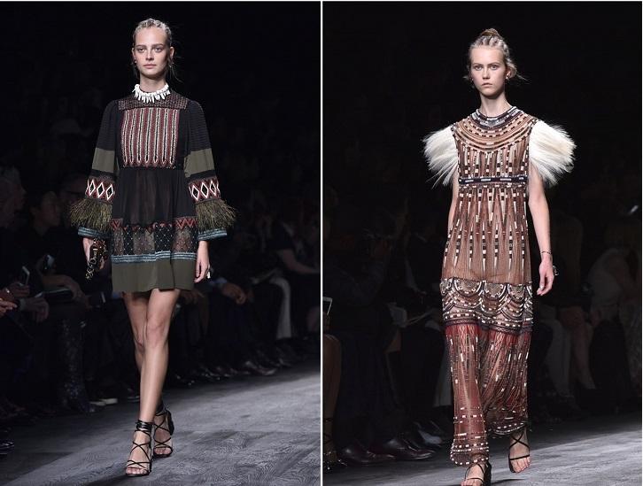 Semana de la moda en París Valentino