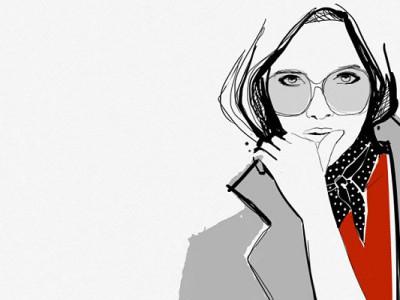 ¿Conocéis el blog de moda Garance Doré?
