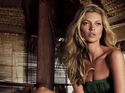 Kate Moss ¿Una top model en decadencia?