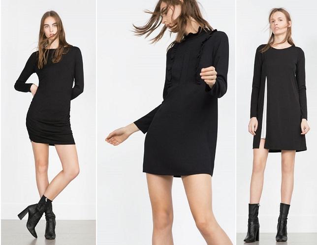 mini vestido negro 2