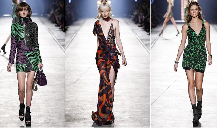 semana de la moda de milán versace