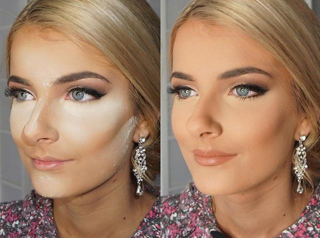 Baking tendencias en maquillaje de otoño invierno 2015