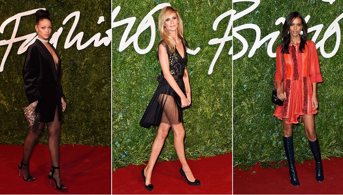 British fashion awards (3)