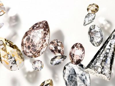 Swarovski cristales de lujo para lucir este otoño