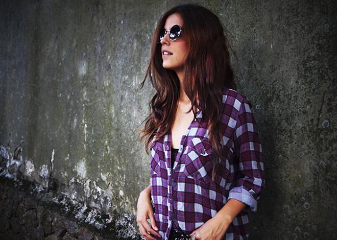 look con camisa de cuadros (4)