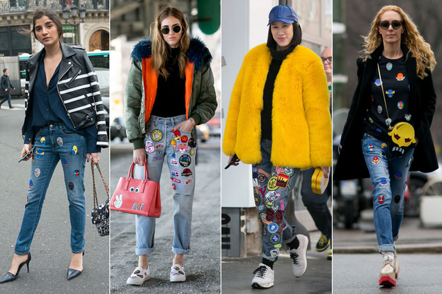 parches street style
