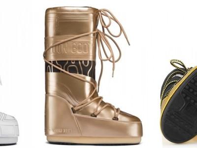 Las Moon Boots o botas de astronauta ¿Nuevo capricho de moda estas navidades?