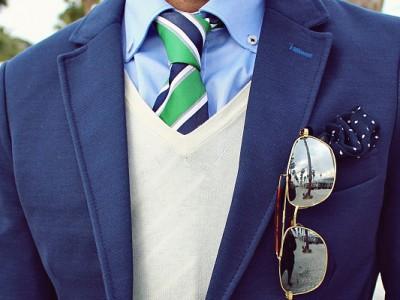 Los nudos de corbata que se usarán este fin de año