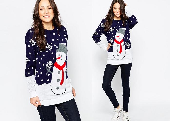 jersey muñeco de nieve asos 9