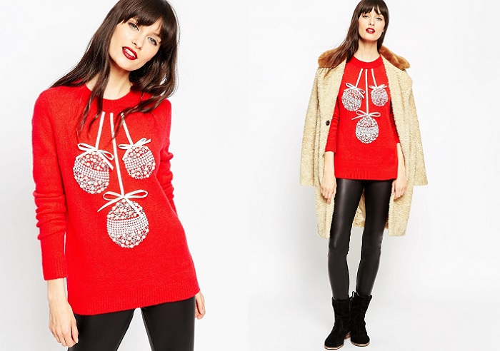 jerseys navideños Asos 4
