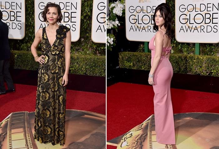Globos de Oro 2016 peor vestidas (2)