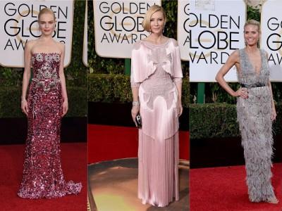 Globos de Oro 2016: las mejor y peor vestidas