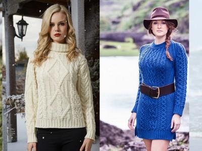 Los 10 mejores jerséis en punto Aran para combatir el frío