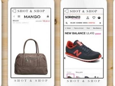 Shot and Shop: lo quiero lo fotografío y lo tengo