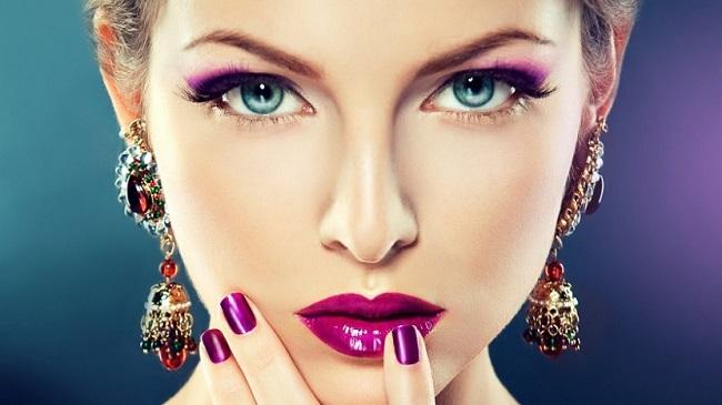 maquillaje para ojos verdes (1)