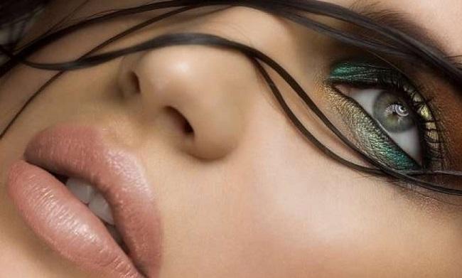 maquillaje para ojos verdes (5)