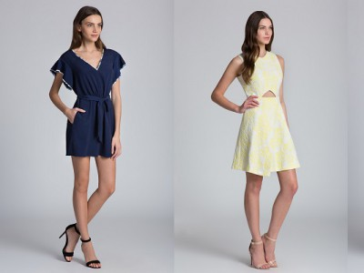Looks de moda primavera 2016 de la mano de Shoshanna