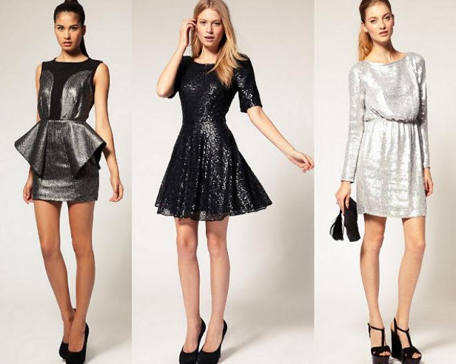 Cómo combinar vestidos de fiesta y zapatos (7)