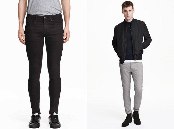 H&M marcas de pantalones