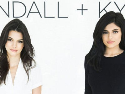 Kylie Jenner lanza su firma de moda Kendall + Kylie
