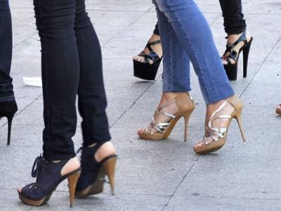 ¿Tacones lejanos? El resurgir del zapato alto se dará este 2016