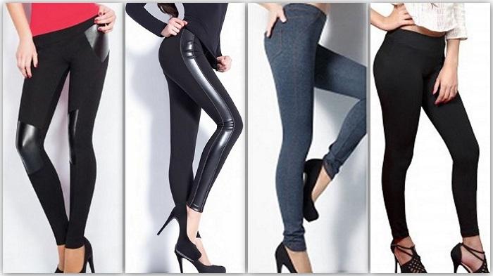 cómo combinar leggins (2)