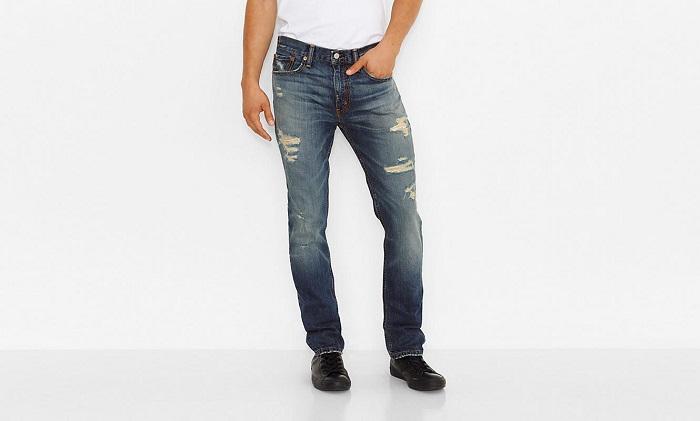 levis marcas de pantalones