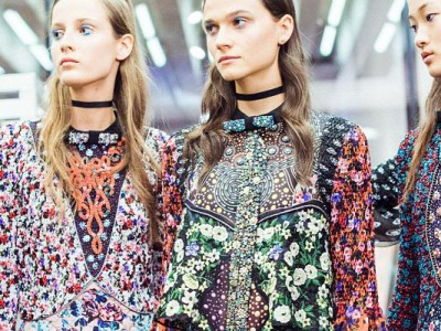 "La London Fashion Week viste a ""La City"" de moda"