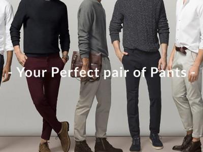 Las 10 mejores marcas de pantalones para hombre