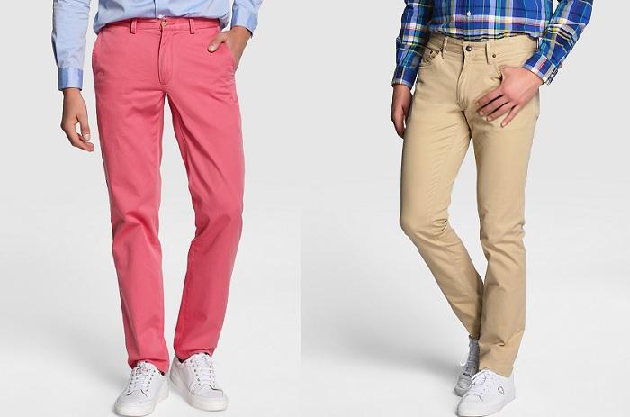 polo marcas de pantalones