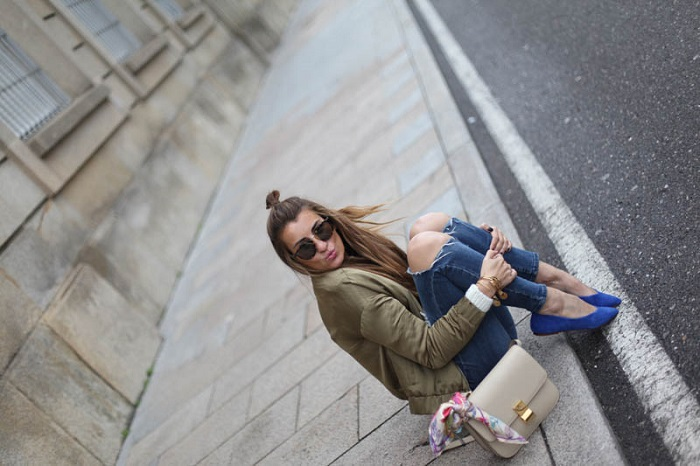 silvia garcía blogueras de moda españolas