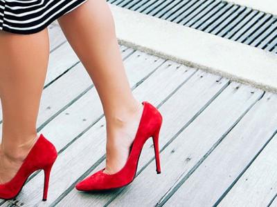 Secretos para elegir unos zapatos de tacón cómodos