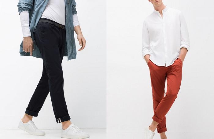 zara marcas de pantalones