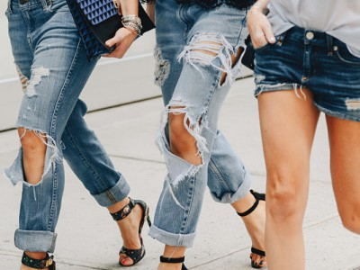 Cómo elegir jeans adecuados para mi cuerpo