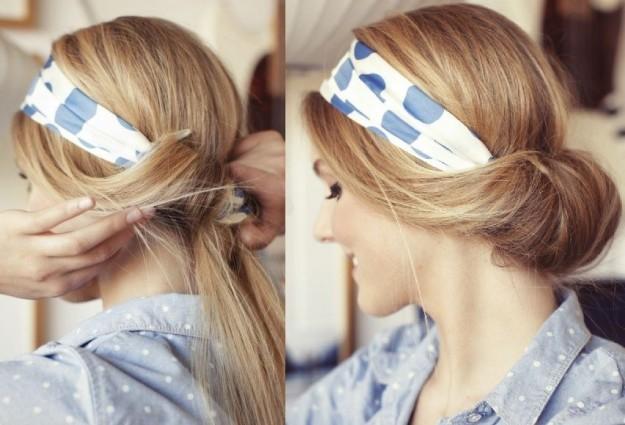 peinados fáciles (1)