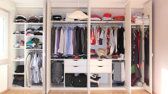 Cómo organizar mi armario (2)