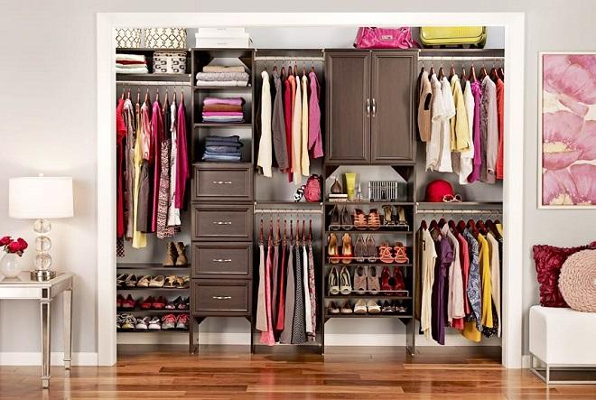 cmo organizar mi armario 3 - Como Organizar Un Armario