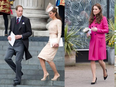 Los zapatos preferidos por Kate Middleton