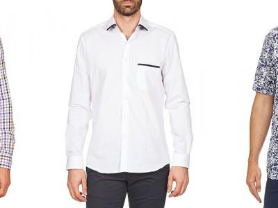 Camisas Pierre Cardin para esta primavera