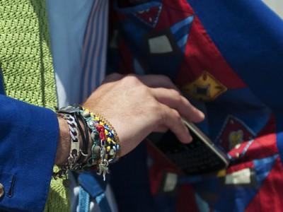 Tendencias en trajes de hombre: el navy blue se pone de moda