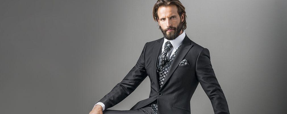8938615eacdb3 Trajes de boda para hombres  las tendencias del 2016