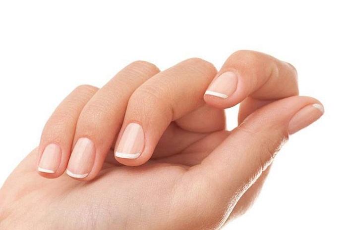 Cómo blanquear las uñas (1)