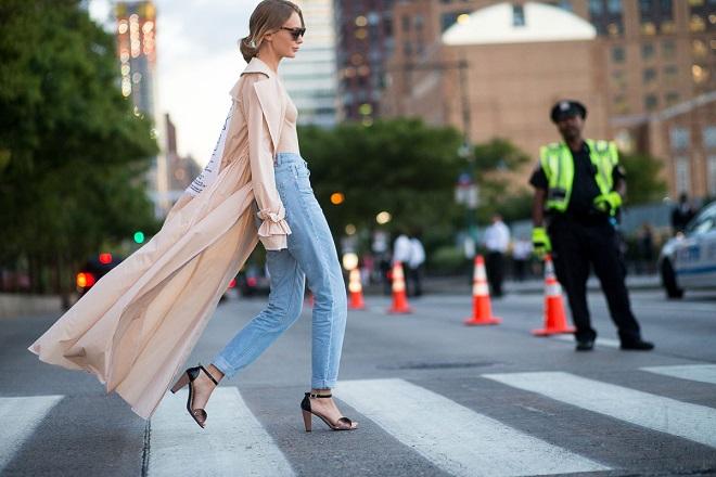 cómo vestir elegante con jeans (5)
